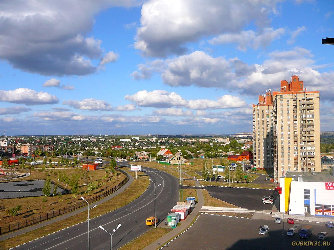 Губкинский город отели